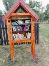 Pohled do knihobudky